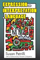 Expression and Interpretation in Language [Pdf/ePub] eBook