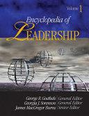 Encyclopedia of Leadership
