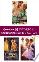 Harlequin Historical September 2017 Box Set 1 Of 2