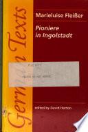 Pioniere in Ingolstadt