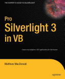 Pro Silverlight 3 in VB