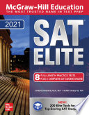 McGraw Hill Education SAT Elite 2021