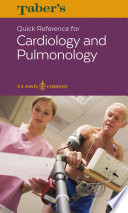 Taber s Quick Reference for Cardiology and Pulmonology