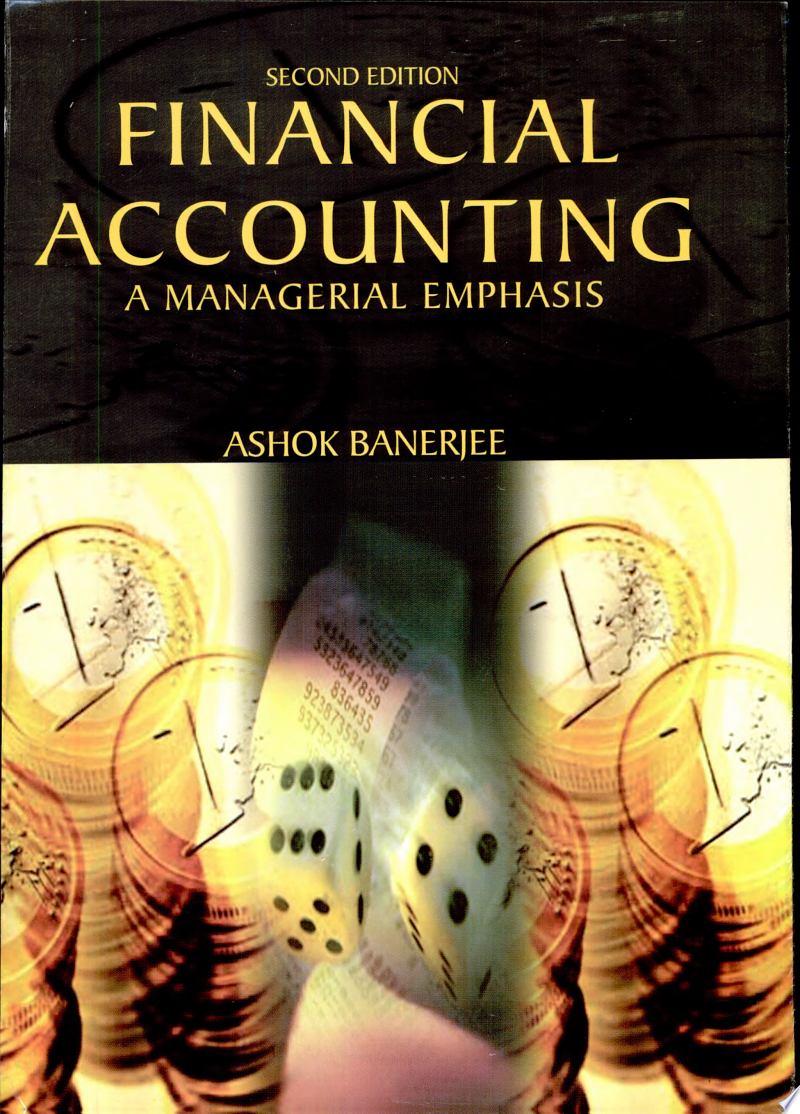 Financial Accounting poster
