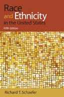 Race and Ethnicity in the United States Book PDF