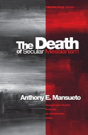 Pdf The Death of Secular Messianism