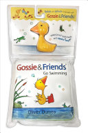 Gossie and Friends Go Swimming Bath Book with Toy Book