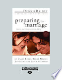 Preparing For Marriage Large Print 16pt  Book PDF