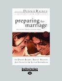 Preparing for Marriage  Large Print 16pt