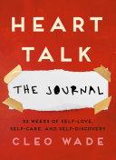 Pdf Heart Talk: The Journal Telecharger