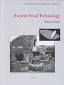 Ancient Food Technology Book PDF