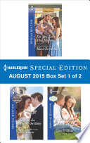 Harlequin Special Edition August 2015   Box Set 1 of 2