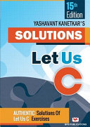 LET US C SOLUTIONS -15TH EDITION Pdf/ePub eBook