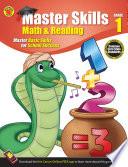 Math   Reading Workbook  Grade 1