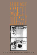 The Writings Of Marcel Duchamp