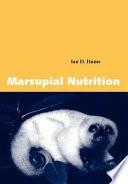 Marsupial Nutrition Book