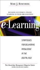 E-Learning: Strategies for Delivering Knowledge in the Digital Age Pdf/ePub eBook
