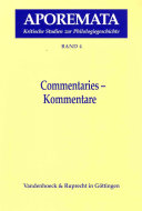 Pdf Commentaries - / Kommentare