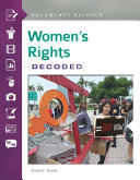 Women s Rights  Documents Decoded