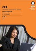 CFA Navigator - Level 3 Exam Navigator Study Guide