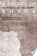 A Decade of Ghana