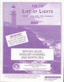 List Of Lights Radio Aids And Fog Signals 2003