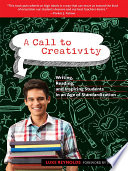 A Call to Creativity