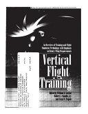 Vertical Flight Training