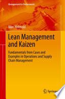Lean Management and Kaizen