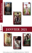Pdf Pack mensuel Les Historiques : 8 romans (Janvier 2021) Telecharger