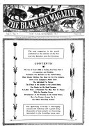 The Black Fox Magazine   Modern Mink Breeder