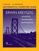 Advanced Engineering Mathematics, Mathematica Computer Guide