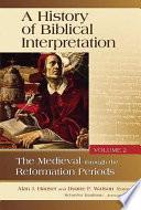 A History Of Biblical Interpretation Vol 2