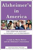 Alzheimer s In America