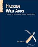 Hacking Web Apps Pdf/ePub eBook