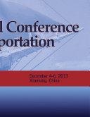 International Conference on Transportation