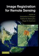 Image Registration for Remote Sensing Pdf/ePub eBook