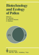 Pdf Biotechnology and Ecology of Pollen Telecharger