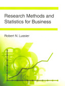 Research Methods and Statistics for Business