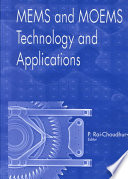 MEMS and MOEMS Technology and Applications