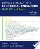 Programming for Electrical Engineers Book