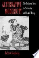 Alternative Modernity
