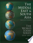 The Middle East and South Asia 2014