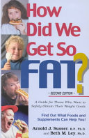 How Did We Get So Fat