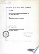 Selected Unclassified References on Nuclear Reactors