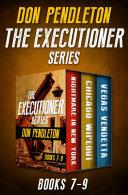 The Executioner Series Books 7–9 [Pdf/ePub] eBook