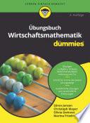 Öffnen Sie das Medium Übungsbuch Wirtschaftsmathematik Für Dummies von Jensen, Søren im Bibliothekskatalog