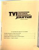 Terrorism, Violence, Insurgency Journal - Band 3 - Seite 127
