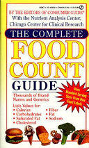 The Complete Food Count Guide