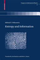Entropy and Information Pdf/ePub eBook